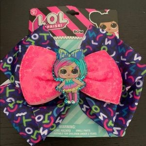Other - New neon LOL Surprise Hair Bow